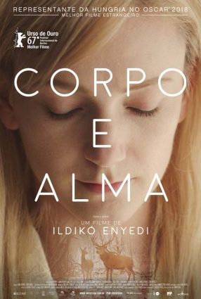Cartaz do filme CORPO E ALMA – ON BODY AND SOUL