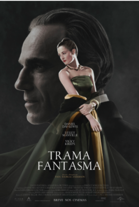 Cartaz do filme TRAMA FANTASMA – Phantom Threat