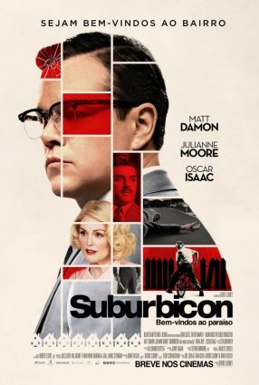 Cartaz do filme SUBURBICON: BEM-VINDOS AO PARAÍSO – SUBURBICON