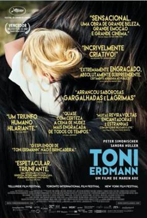 Cartaz do filme TONI ERDMANN