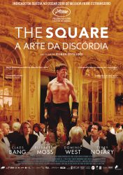 THE SQUARE – A ARTE DA DISCÓRDIA – The Square