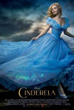 Cartaz do filme CINDERELA – Cinderella
