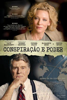 Cartaz do filme CONSPIRAÇÃO E PODER – Truth