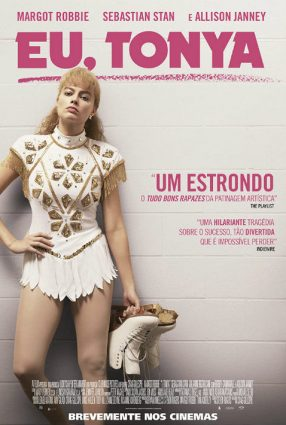 Cartaz do filme EU, TONYA – I, Tonya