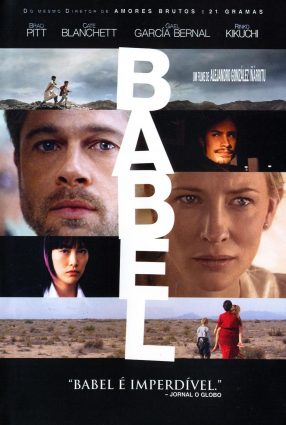 Cartaz do filme BABEL