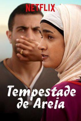 Cartaz do filme TEMPESTADE DE AREIA – Sand Storm