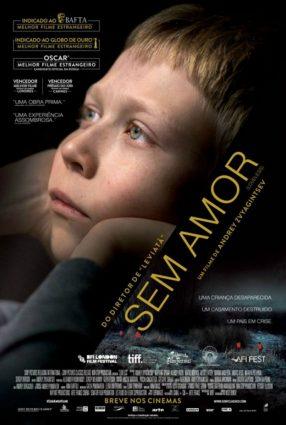 Cartaz do filme SEM AMOR – LOVELESS