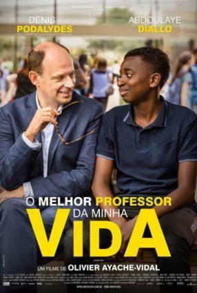 Cartaz do filme O MELHOR PROFESSOR DA MINHA VIDA – Les Grands Esprits