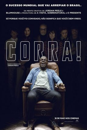 Cartaz do filme CORRA! – GET OUT
