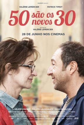 Cartaz do filme 50 SÃO OS NOVOS 30 – Marie-Francine