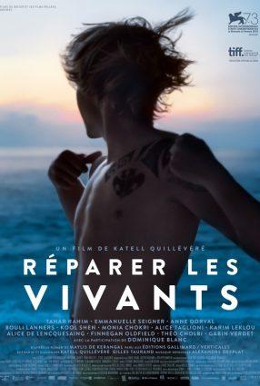 Cartaz do filme CORAÇÃO E ALMA – Réparer les Vivants
