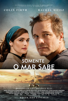 Cartaz do filme SOMENTE O MAR SABE – The Mercy
