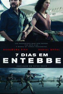Cartaz do filme 7 DIAS EM ENTEBBE – Entebbe