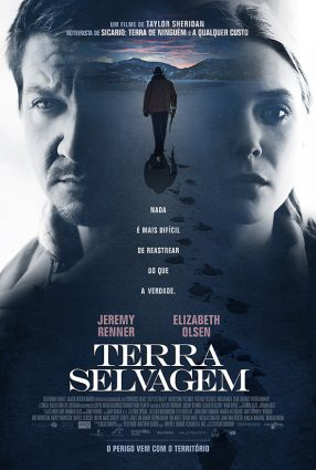 Cartaz do filme TERRA SELVAGEM – Wind River
