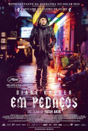 Cartaz do filme EM PEDAÇOS – In the Fade