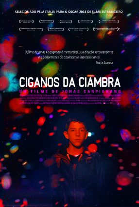 Cartaz do filme CIGANOS DA CIAMBRA – A Ciambra