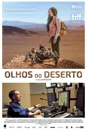 Cartaz do filme OLHOS DO DESERTO – Eye on Juliet