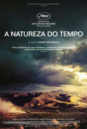 Cartaz do filme A NATUREZA DO TEMPO – En Attendant les Hirondelles