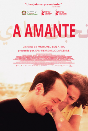 Cartaz do filme A AMANTE – Hedi
