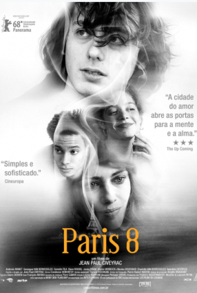 Cartaz do filme PARIS 8 – Mes Provinciales