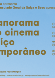 7º Panorama do Cinema Suíço Contemporâneo