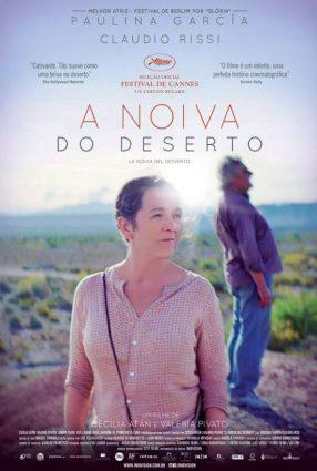 Cartaz do filme A NOIVA DO DESERTO – La Novia del Desierto