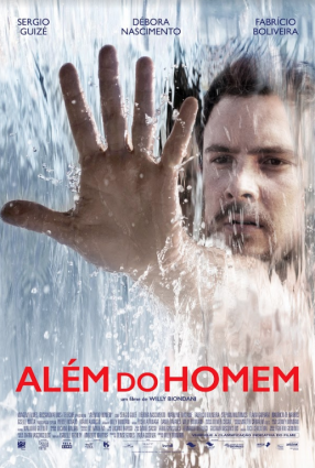 Cartaz do filme ALÉM DO HOMEM