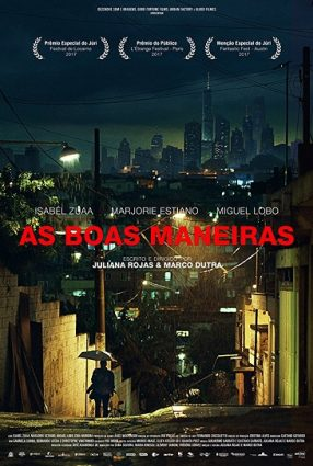 Cartaz do filme AS BOAS MANEIRAS