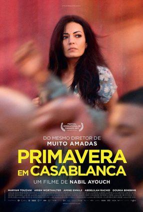 Cartaz do filme PRIMAVERA EM CASABLANCA – Razzia