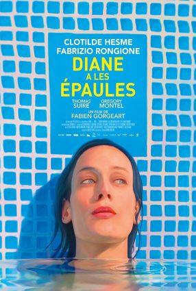 Cartaz do filme O PODER DE DIANE – Diane a les épaules