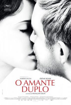 Cartaz do filme O AMANTE DUPLO – L'amant double
