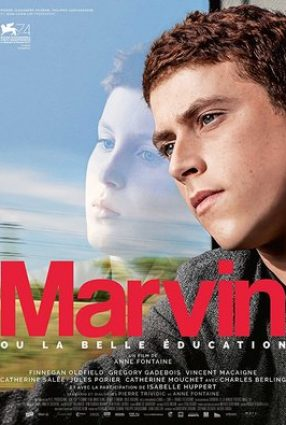 Cartaz do filme MARVIN – Marvin ou la belle éducation