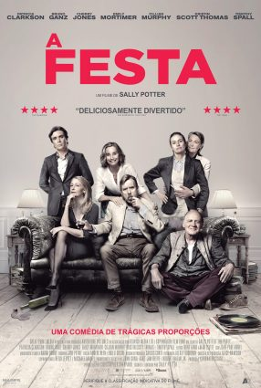 Cartaz do filme A FESTA – The Party