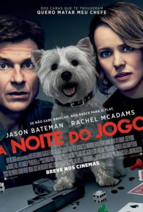 Cartaz do filme A NOITE DO JOGO – Game Night