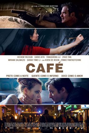 Cartaz do filme CAFÉ – Caffè