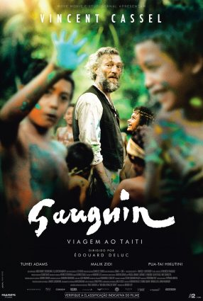 Cartaz do filme GAUGUIN: VIAGEM AO TAITI – Gauguin: Voyage de Tahiti