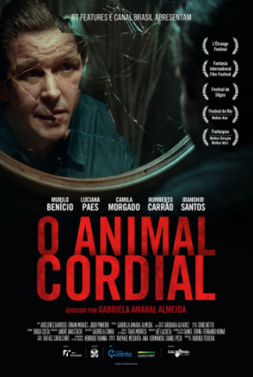 Cartaz do filme O ANIMAL CORDIAL
