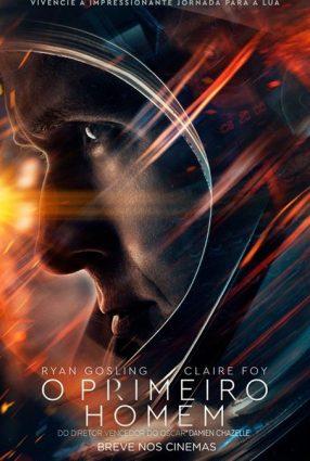 Cartaz do filme O PRIMEIRO HOMEM – First Man