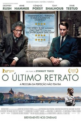 Cartaz do filme O ÚLTIMO RETRATO – Final Portrait