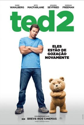 Cartaz do filme TED 2