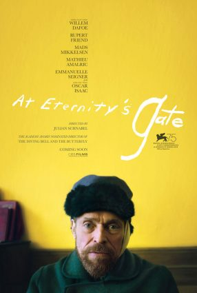 Cartaz do filme AT ETERNITY'S GATE