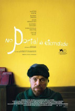 Cartaz do filme NO PORTAL DA ETERNIDADE – AT ETERNITY'S GATE