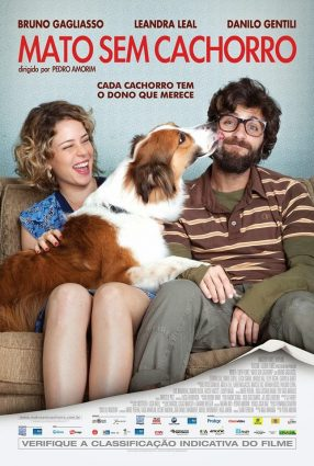 Cartaz do filme MATO SEM CACHORRO