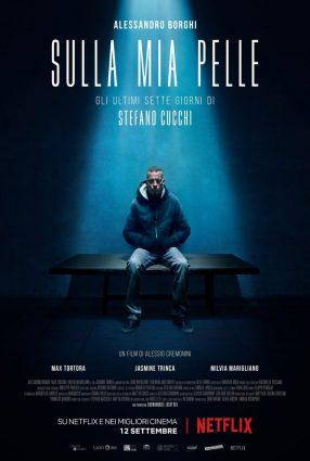 Cartaz do filme NA PRÓPRIA PELE – Sulla Mia Pelle