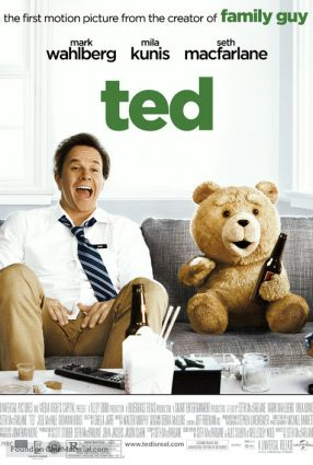 Cartaz do filme TED