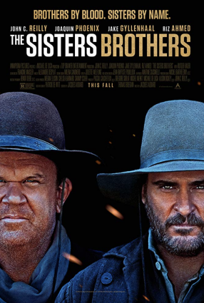 Cartaz do filme THE SISTERS BROTHERS