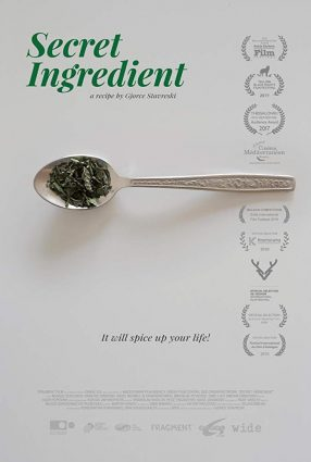 Cartaz do filme O INGREDIENTE SECRETO – Secret Ingredient