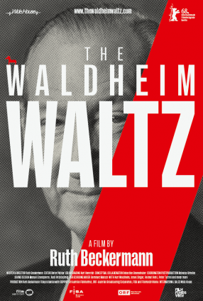 Cartaz do filme A VALSA DE WALDHEIM – The Waldheim Waltz