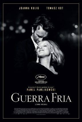 Cartaz do filme GUERRA FRIA – Cold War