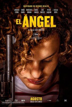 Cartaz do filme O ANJO – El Angel